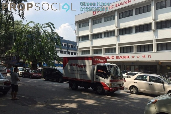 For Sale Shop at Taman Maluri, Cheras Leasehold Unfurnished 0R/4B 3.6m