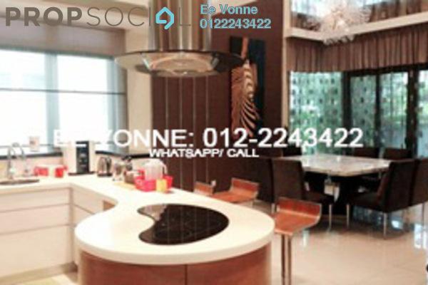 For Sale Bungalow at Casabella, Kota Damansara Leasehold Fully Furnished 7R/7B 4.4m