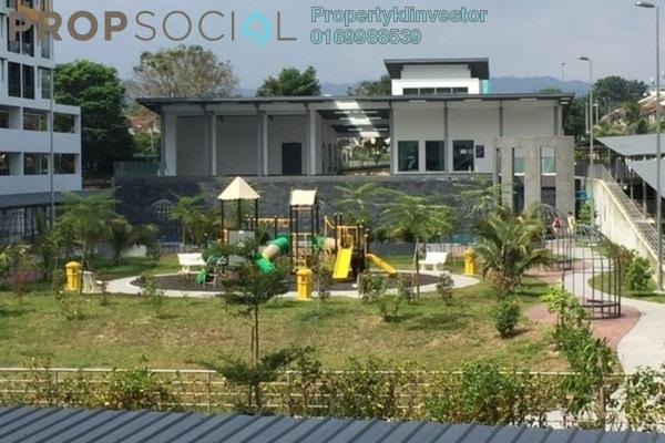 For Rent Condominium at Mahkota Garden Condominium, Bandar Mahkota Cheras Freehold Semi Furnished 4R/2B 1.2k