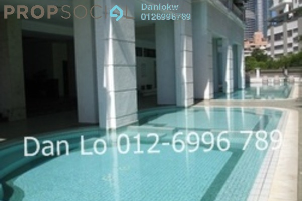 For Rent Condominium at Corinthian, KLCC Freehold Fully Furnished 3R/2B 5k