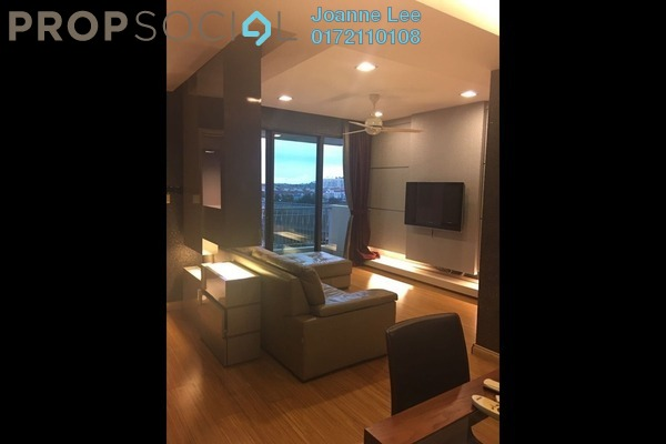 For Sale Condominium at Opal Damansara, Sunway Damansara Leasehold Fully Furnished 2R/2B 800k