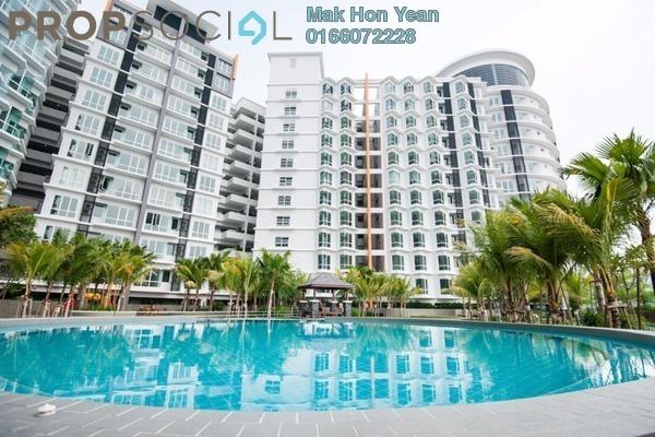 For Sale Condominium at Tiara Mutiara, Old Klang Road Freehold Semi Furnished 2R/2B 399k