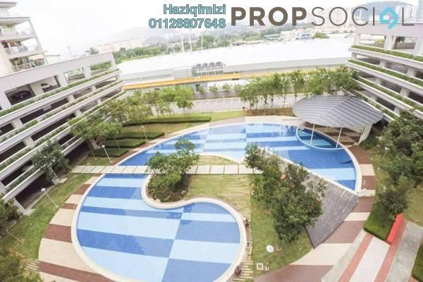 For Sale Condominium at Platinum Lake PV20, Setapak Freehold Unfurnished 4R/2B 700k