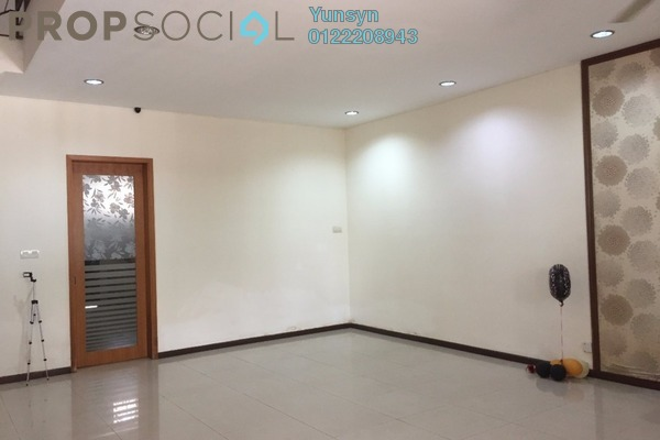 For Sale Terrace at Sunway SPK Damansara, Kepong Freehold Semi Furnished 5R/5B 1.68m