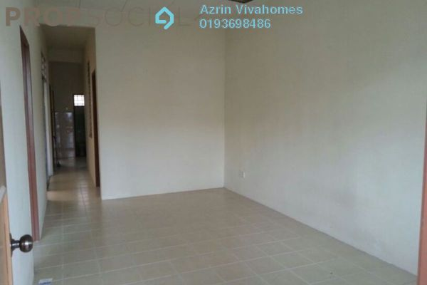 For Sale Terrace at Taman Lestari Permai, Bandar Putra Permai Leasehold Semi Furnished 4R/2B 420k