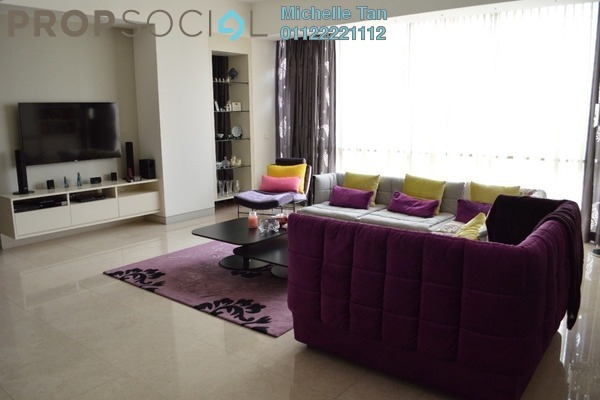 For Rent Condominium at Suria Stonor, KLCC Freehold Fully Furnished 3R/5B 12.5k