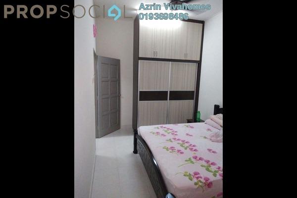 For Sale Terrace at Bandar Putera 2, Klang Leasehold Semi Furnished 3R/2B 375k