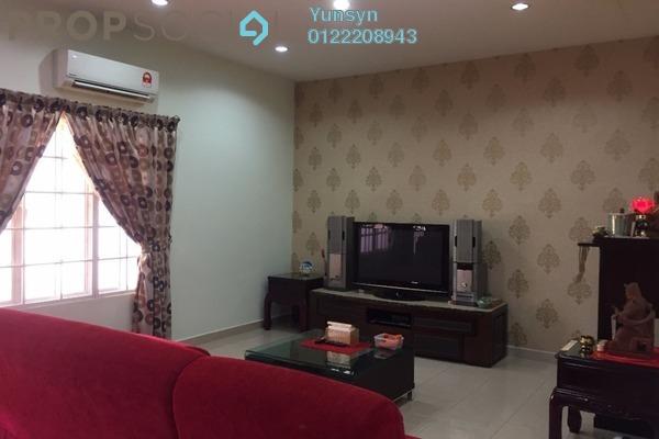 For Sale Terrace at Villa Damansara, Kota Damansara Leasehold Semi Furnished 4R/4B 1.3m