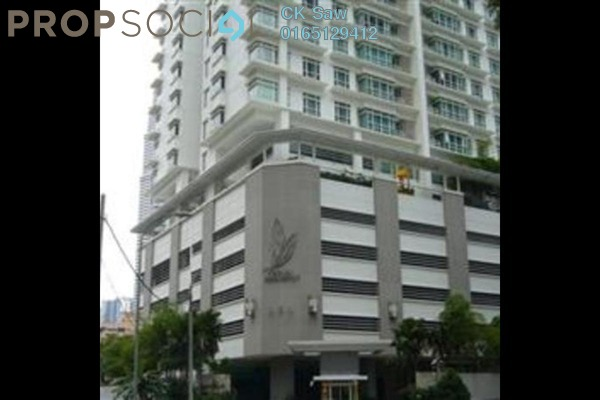 For Rent Condominium at Binjai Residency, KLCC Freehold Fully Furnished 4R/4B 8k
