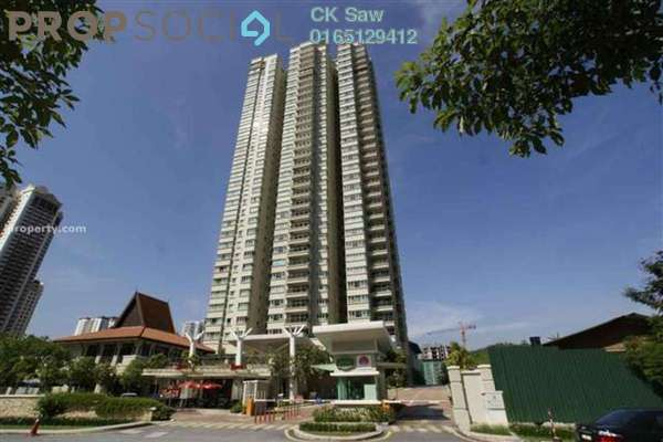 For Rent Condominium at Mont Kiara Banyan, Mont Kiara Freehold Fully Furnished 4R/4B 5.8k