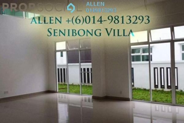 For Sale Semi-Detached at Impian Senibong, Bandar Baru Permas Jaya Freehold Unfurnished 5R/5B 1.48m