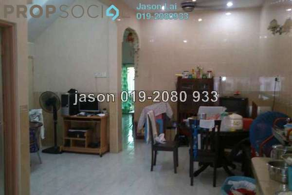 For Sale Terrace at Taman Subang Murni, Subang Leasehold Semi Furnished 4R/3B 480k