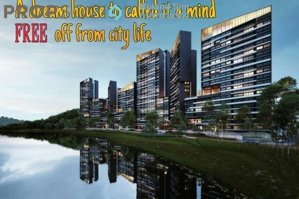 For Sale Condominium at Dream City, Seri Kembangan Leasehold Unfurnished 1R/1B 399k