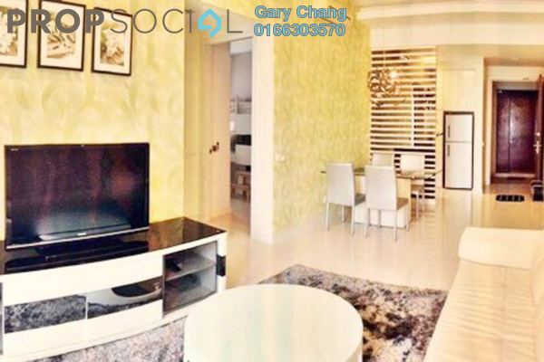 For Rent Condominium at Marc Service Residence, KLCC Freehold Fully Furnished 2R/2B 4.3k