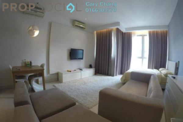 For Rent Condominium at Marc Service Residence, KLCC Freehold Fully Furnished 1R/1B 3.2k