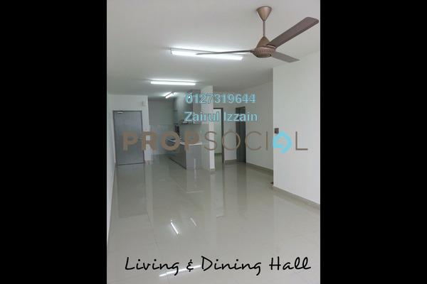 For Sale Condominium at 228 Selayang Condominium, Selayang Leasehold Semi Furnished 3R/2B 390k