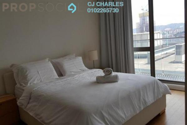 For Rent Condominium at Ritze Perdana 2, Damansara Perdana Leasehold Fully Furnished 1R/1B 1.55k