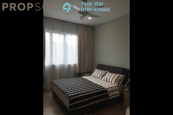For Rent Condominium at Scenaria, Segambut Freehold Fully Furnished 3R/3B 2.25k