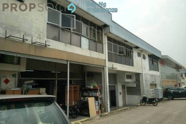For Sale Factory at TSB Commercial Centre, Sungai Buloh Freehold Semi Furnished 0R/0B 1.55m