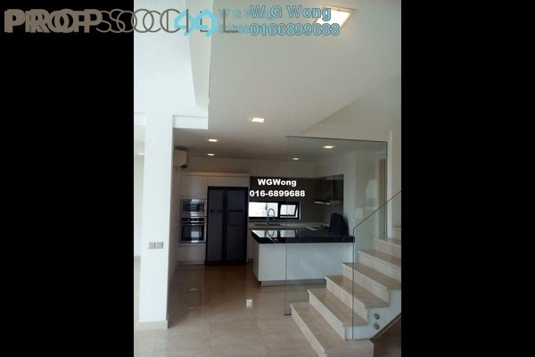 For Rent Duplex at Lumina Kiara, Mont Kiara Freehold Semi Furnished 5R/5B 7.5k