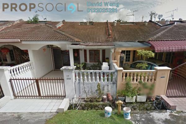 For Sale Terrace at Taman Bukit Mewah, Kajang Freehold Unfurnished 3R/2B 430k