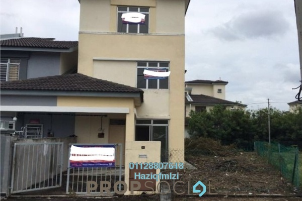 For Sale Terrace at La Cottage, Puchong Leasehold Unfurnished 4R/3B 460k