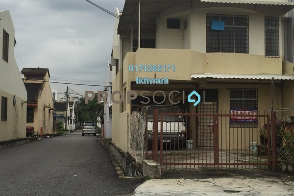 For Sale Duplex at Taman Putra Sulaiman, Ampang Leasehold Unfurnished 4R/3B 730k