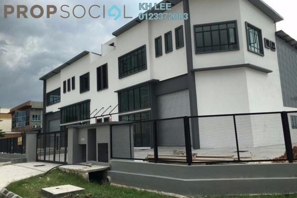 For Sale Factory at Taman Klang Utama, Klang Freehold Unfurnished 0R/0B 2.75m