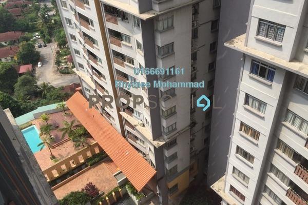 For Sale Condominium at Perdana Exclusive, Damansara Perdana Leasehold Semi Furnished 3R/2B 485k