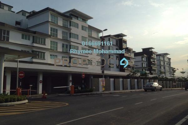 For Sale Condominium at Tiara ParkHomes, Kajang Freehold Semi Furnished 4R/2B 520k
