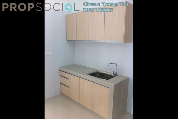 For Rent Condominium at Setapak Green, Setapak Freehold Semi Furnished 4R/3B 1.7k