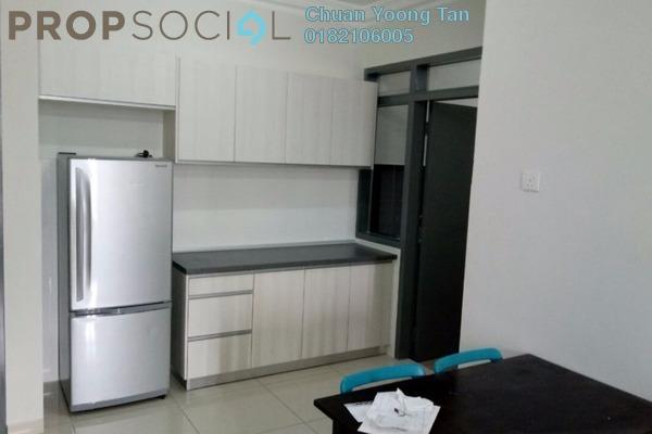 For Rent Condominium at MH Platinum Residency, Setapak Freehold Semi Furnished 2R/2B 1.55k