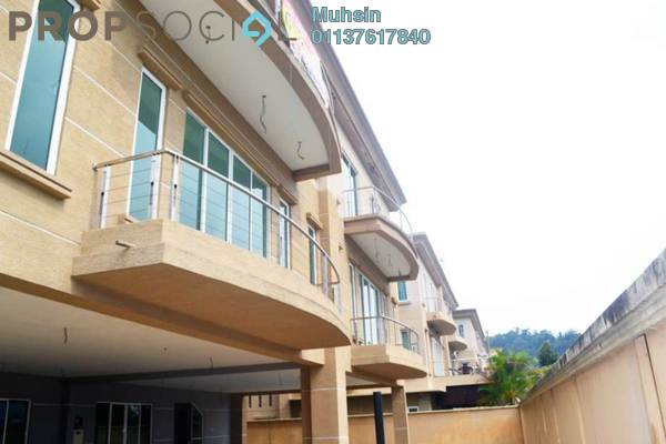For Sale Semi-Detached at Kemensah Mewah, Kemensah Freehold Unfurnished 5R/5B 2m