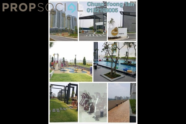 For Sale Condominium at Bayu Sentul, Sentul Leasehold Unfurnished 3R/2B 788k