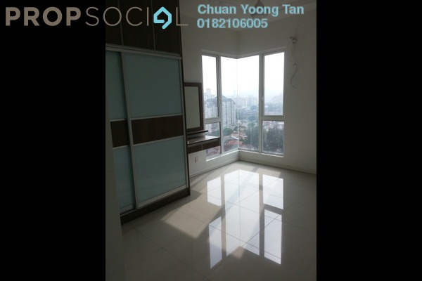 For Rent Condominium at 222 Residency, Setapak Freehold Semi Furnished 3R/2B 1.85k