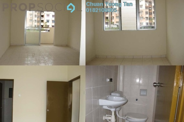 For Rent Condominium at Sri Hijauan, Ukay Leasehold Unfurnished 3R/2B 1k