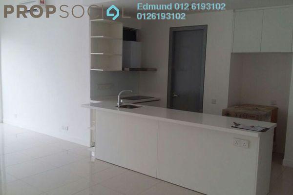 For Rent Condominium at Reflection Residences, Mutiara Damansara Freehold Semi Furnished 3R/2B 4.5k
