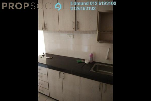 For Sale Condominium at Pelangi Utama, Bandar Utama Freehold Semi Furnished 3R/2B 595k