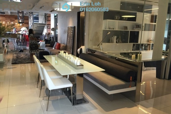 For Sale Serviced Residence at Epic Residence, Bandar Bukit Puchong Freehold Semi Furnished 3R/2B 574k