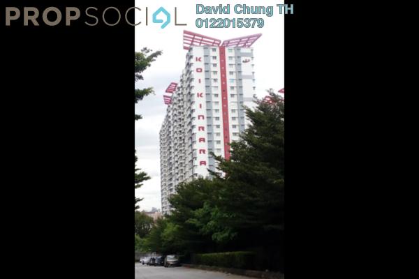 For Sale Condominium at Koi Kinrara, Bandar Puchong Jaya Freehold Semi Furnished 5R/5B 780k