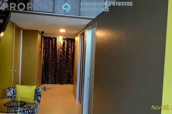 For Sale SoHo/Studio at Empire Subang, Subang Jaya Freehold Semi Furnished 0R/2B 635k
