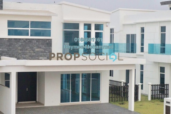 For Sale Semi-Detached at Perdana Lakeview East, Cyberjaya Freehold Semi Furnished 6R/6B 1.6m