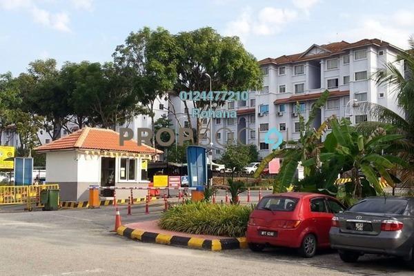 For Sale Apartment at Residensi Warnasari, Puncak Alam Leasehold Semi Furnished 3R/1B 165k