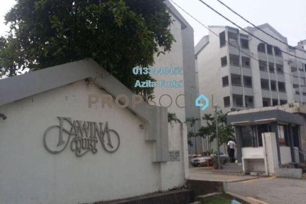 For Sale Condominium at Fawina Court, Ampang Leasehold Unfurnished 3R/2B 490k