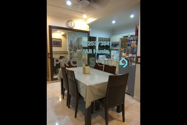 For Sale Condominium at Platinum Hill PV3, Setapak Freehold Fully Furnished 4R/2B 550k
