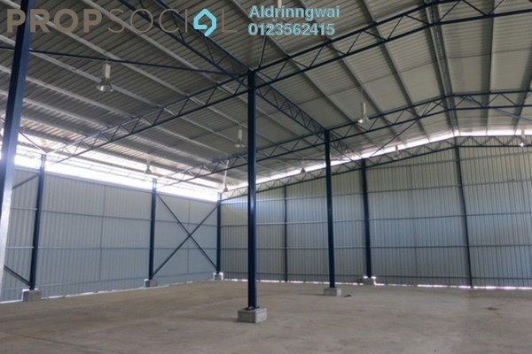 For Sale Factory at Taman Kepong, Kepong Freehold Semi Furnished 0R/0B 16m