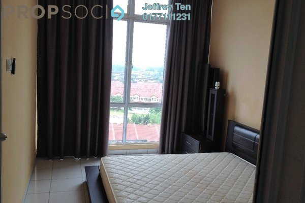 For Rent Condominium at The Senai Garden, Senai Freehold Fully Furnished 1R/1B 1.6k