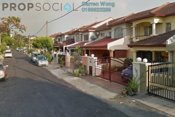 For Rent Terrace at Taman Cheras Mewah, Cheras South Freehold Semi Furnished 4R/3B 1.4k