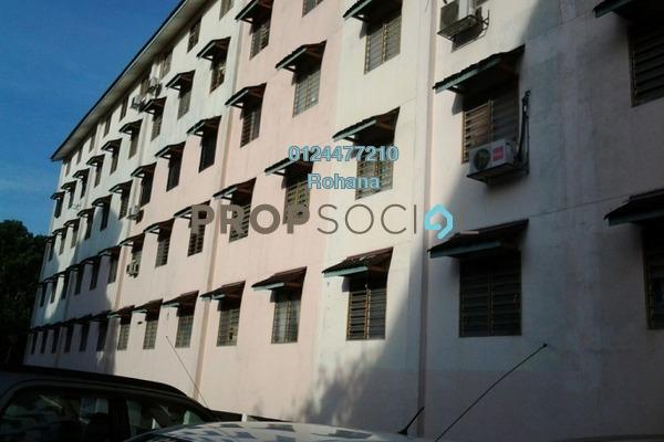 For Sale Apartment at Gugusan Siantan, Kota Damansara Leasehold Semi Furnished 3R/2B 160k