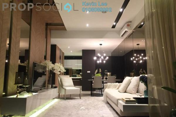 For Sale Serviced Residence at D'Sara Sentral, Sungai Buloh Leasehold Semi Furnished 2R/1B 641k